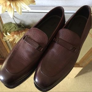 MEN'S Italian leather shoes